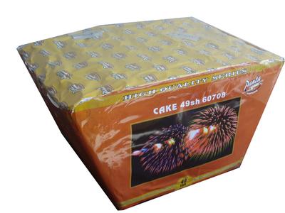 CAKE 49 Sh 60708