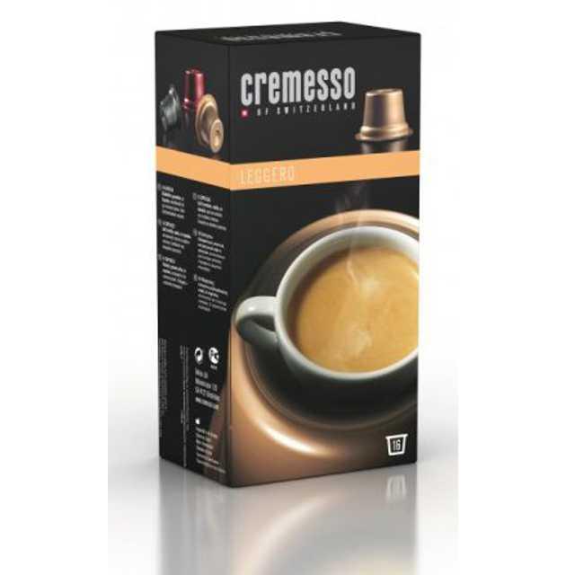 Cremesso Cafe Leggero 16 ks