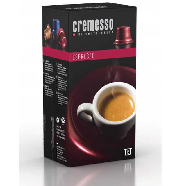Cremesso Cafe Espresso 16 ks