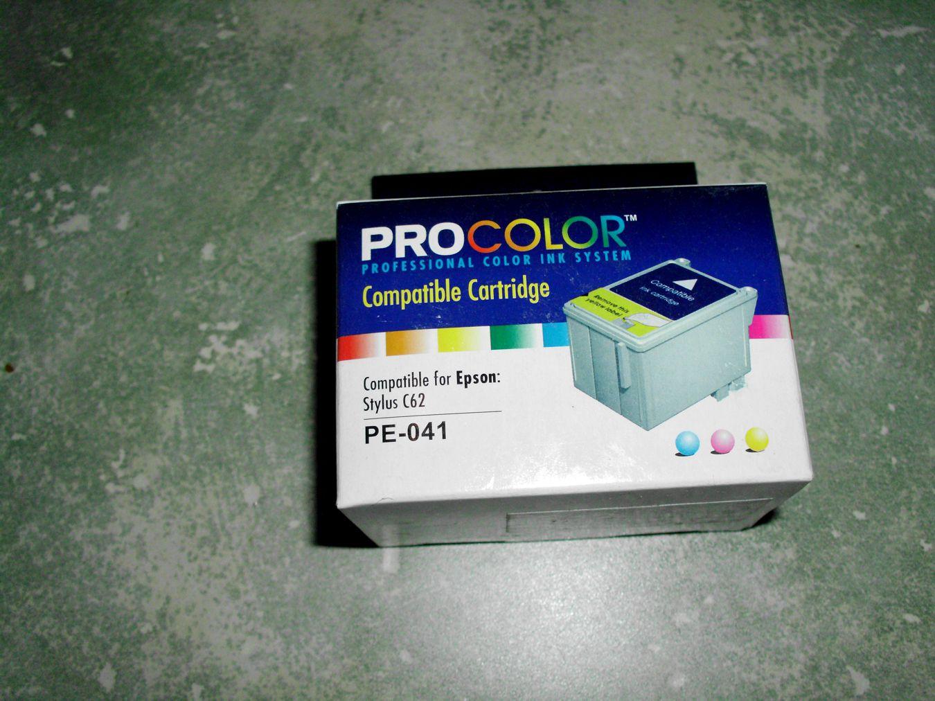 Epson T041 Color