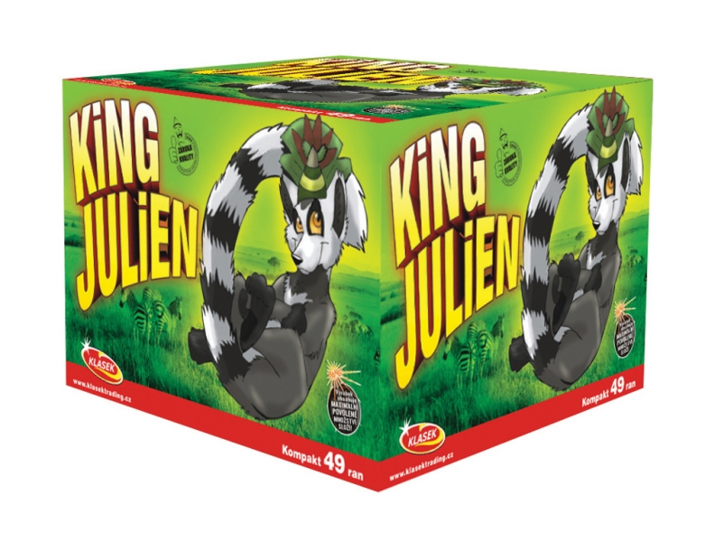 King Julien 49 rán