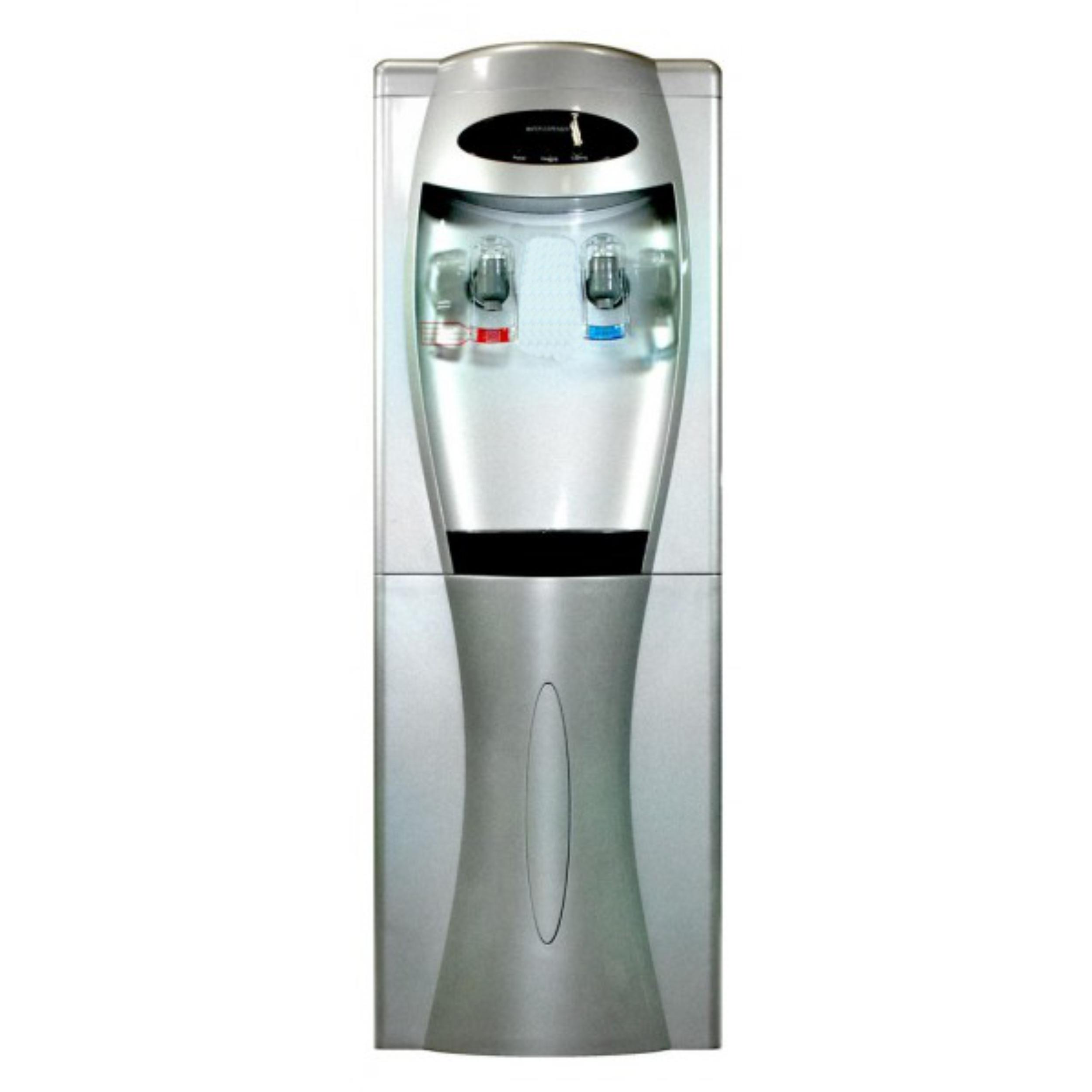 Kompresorový strieborný výdajník vody SA208S2T