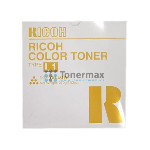 Toner RICOH L1 YELLOW
