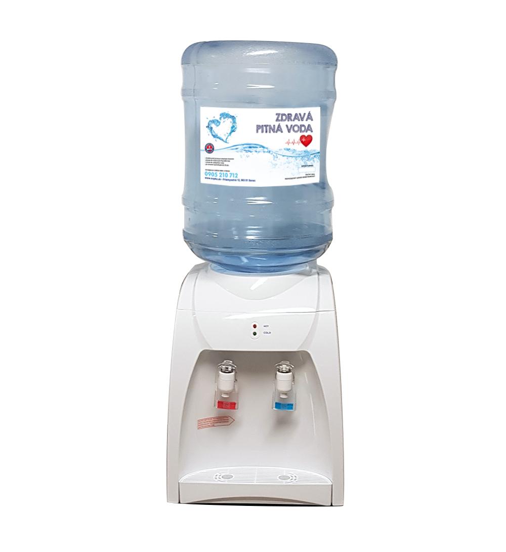 Zdravá Pitná Voda 18,9 Litra