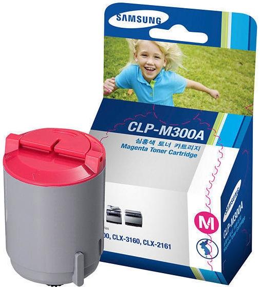 Samsung CLP-M300A - originálny MAGENTA