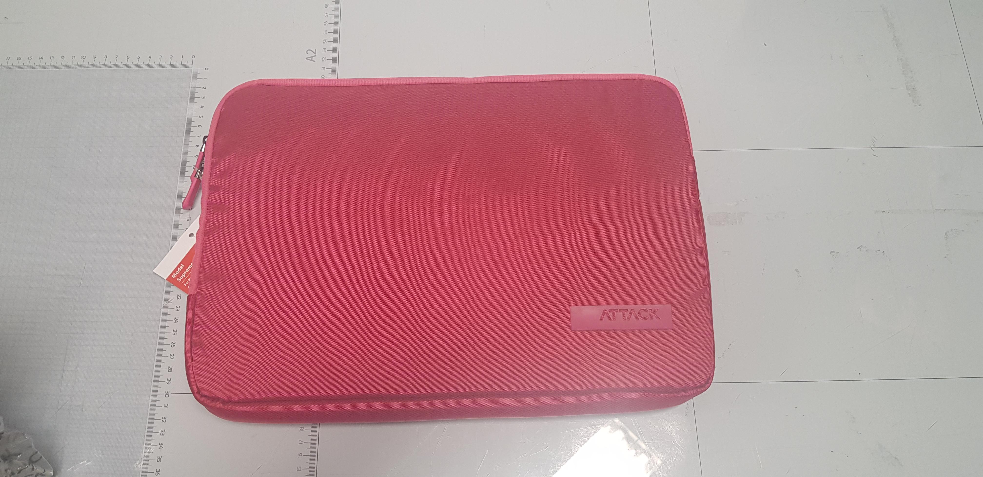 Taška na notebook ružová