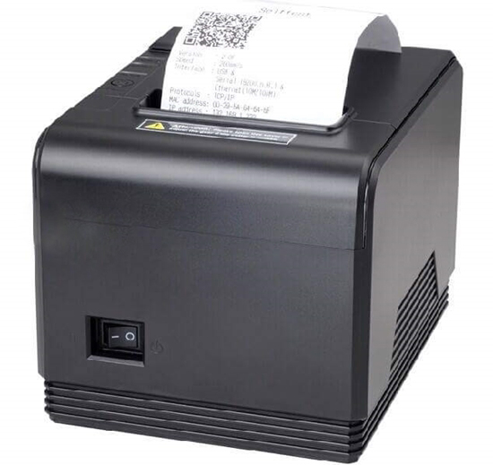 Tlačiareň pre E- kasu Mini Receipt Thermal Printer Technology