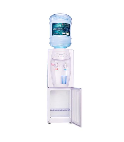 Stojanový Dispenzor s chladničkou - SA208W2TCH